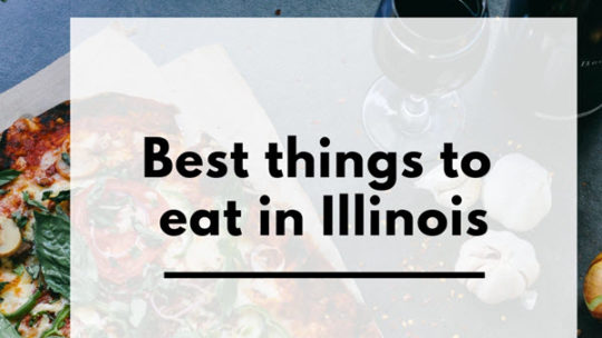 Best things to eat in Illinois