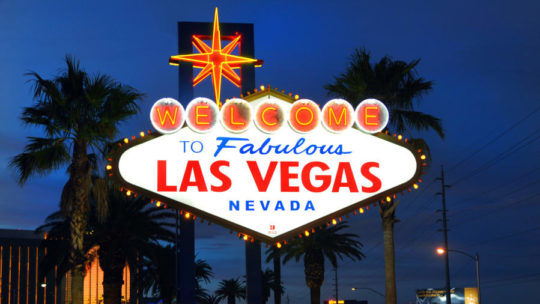 A day in Las Vegas: A day in paradise